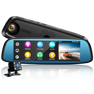 4G 8'' Android Mirror Cam